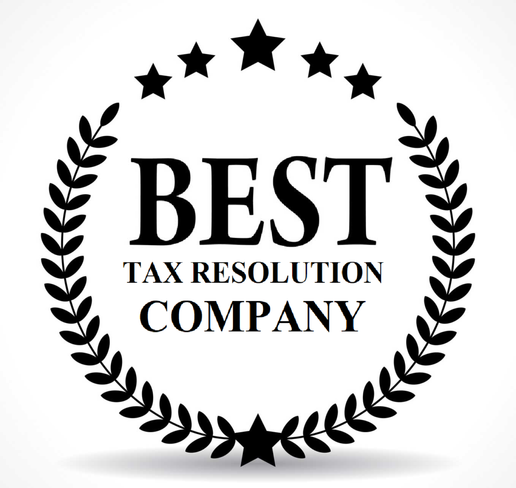 Best Tax Resolution Company