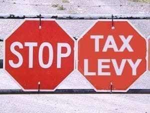 Federal Payment Levy