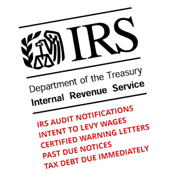 Top 6 IRS Collection Notices