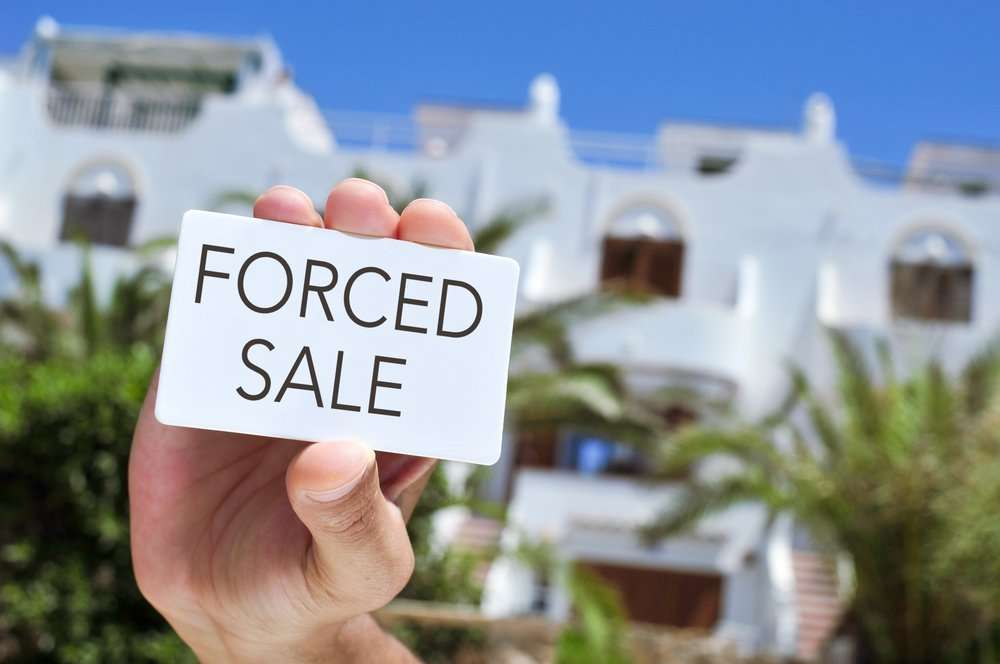 Can the IRS force me to sell my home for unpaid tax