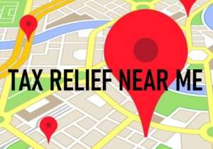 Tax Relief Near Me
