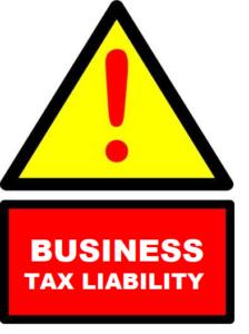 Business Tax Liability