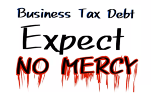 Business Tax Debt Attorney